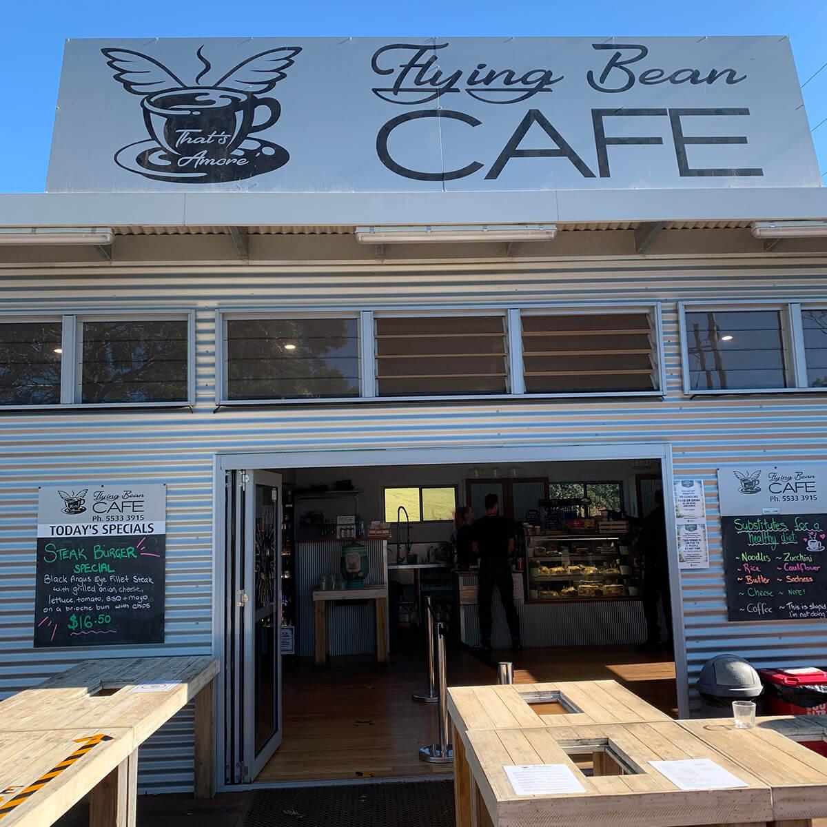 Flying Bean Cafe